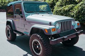 2001 Jeep Wrangler for Sale in Chicago, IL