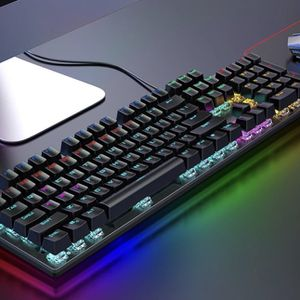 Wired Mechanical Keyboard for Sale in Fresno, CA