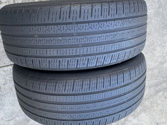 2 tires 225/50/17 Pirelli for Sale in Bakersfield,  CA