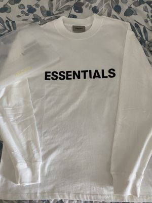 Fear of God essentials 2020 long sleeve tee 🔥steal🔥 $40 for Sale in Las Vegas, NV