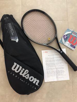 Wilson Hammer 2.7 si tennis racket for Sale in Valrico, FL