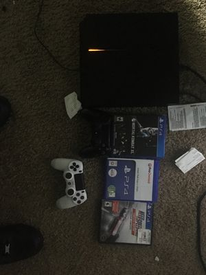 PS4. for Sale in Bellaire, TX
