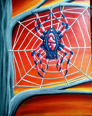 Orb Spider for Sale in Quincy, IL
