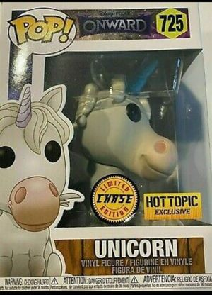 Funko Pop Disney Unicorn Hot Topic Exclusive Chase for Sale in Pasadena, TX