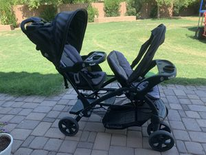 Baby trend sit and stand stroller for Sale in Gilbert, AZ
