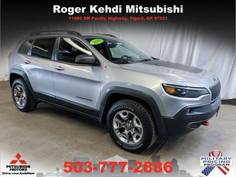 2019 Jeep Cherokee for Sale in Tigard,  OR