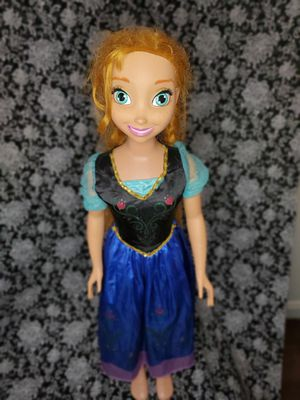 """My size Anna doll 38"""" tall for Sale in Baltimore, MD"""
