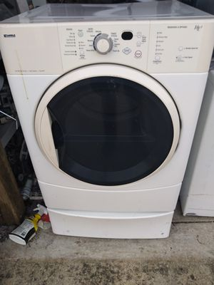 Kenmore heavy duty dryer works good 6 month warranty free for Sale in District Heights, MD