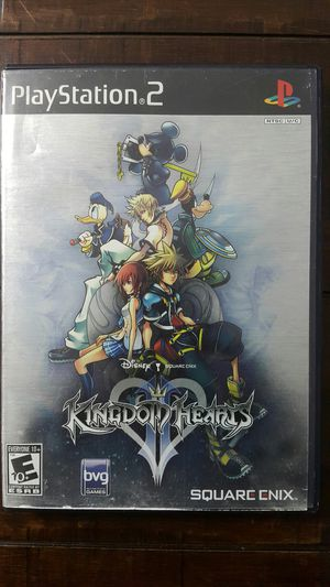 KINGDOM HEARTS FOR PS2 (#1) for Sale in Miami Gardens, FL