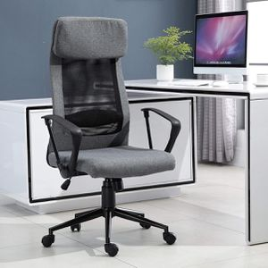 ****NEW****Home Office Executive Chair Breathable Height Adjustable Rolling Swivel Desk Chair with Thick Headrest for Sale in La Puente, CA