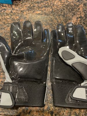 Wilson football gloves for Sale in Bensalem, PA