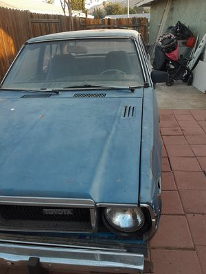 1979 Toyota Corolla 2tc 5speed for Sale in Riverside, CA