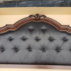 Brand new king Headboard still in box Asking $140 Metal king size bed frame also for sale ($90) Delivery available for Sale in Port Richey, FL