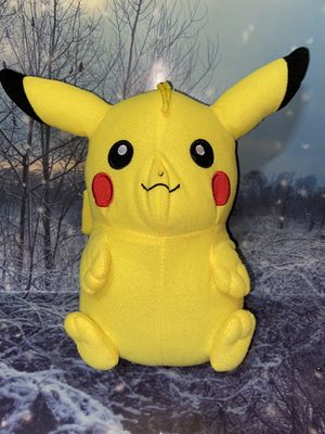 "Pokémon Pikachu 11"" Plush for Sale in Paramount, CA"