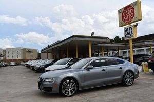 2012 Audi A7 for Sale in Houston, TX