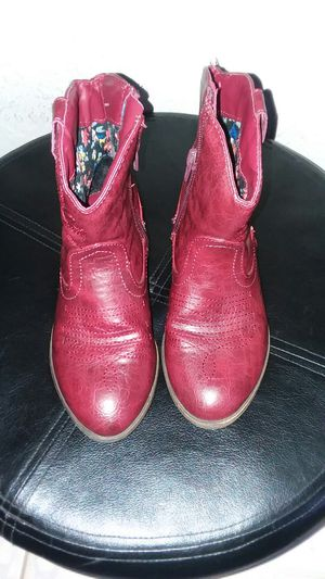 Girl's boots size 13 for Sale in West Palm Beach, FL