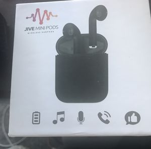 NEW! Jive Mini Pods wireless earbuds for Sale in Las Vegas, NV