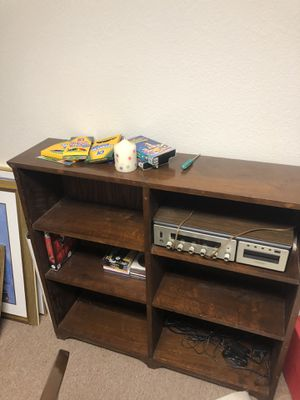 Wooden bookshelves for Sale in Saint Charles, MO