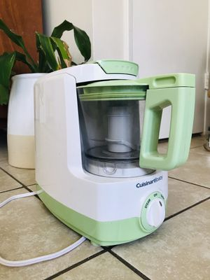 Cuisinart Baby bottle warmer and baby food maker for Sale in Santa Fe Springs, CA