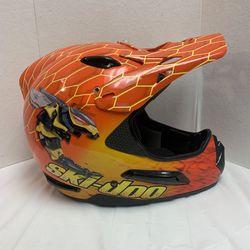 Ski-Doo X-TEAM Hornet Helmet Team Gear Snowmobiling Motocross MX Bombardier dot for Sale in Pelham,  NH