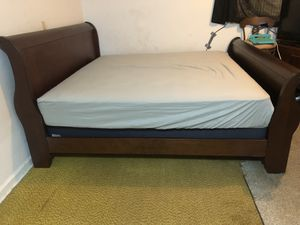 Bed frame King side for Sale in Frostproof, FL