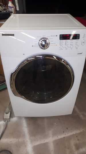 SAMSUNG FRONTLOAD ELECTRIC DRYER for Sale in Grove City, OH
