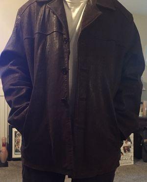 Men's leather jacket xl for Sale in Nashville, TN