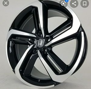 Accord Sport 2020 set of wheels and tires brand new never used for Sale in Hialeah, FL