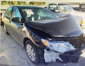 2012 Toyota Camry Parting Out for Sale in Stockton, CA