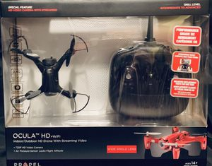 NEW Ocula HD + WiFi Indoor/Outdoor HD Drone with Streaming Video for Sale in MIDDLEBRG HTS, OH