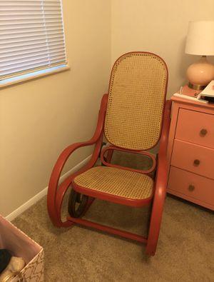 Rocking chair for Sale in Fairfax, VA