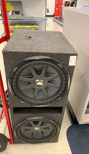 Kicker speakers for Sale in Apopka, FL