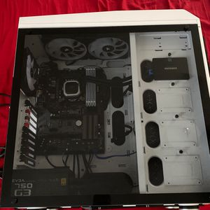 LIGHTLY USED GAMING PC NO GRAPHICS CARD for Sale in Hollywood, FL