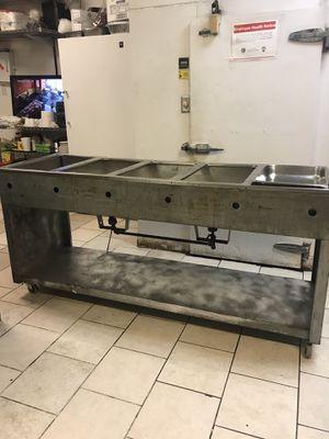 Steam table bueno para mantener la comida caliente for Sale in Chicago, IL