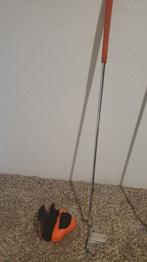 Scotty Cameron left handed putter for Sale in Midland, TX