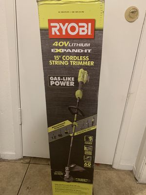Cordless string trimmer for Sale in Bakersfield, CA