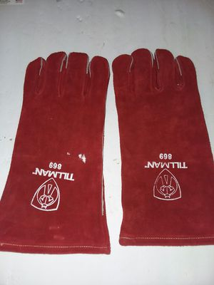 Tillman Stick/MIG welding heavy duty gloves (size Large) for Sale in Berea, OH
