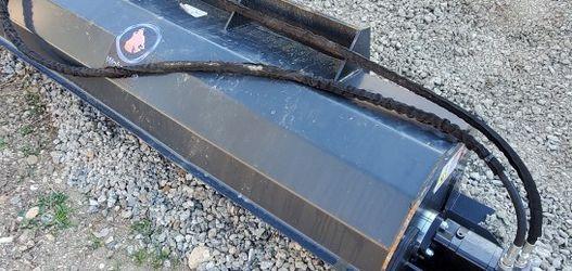 """Tiller Attachment Bobcat Skid Steer Skidsteer 72"""" for Sale in San Dimas,  CA"""