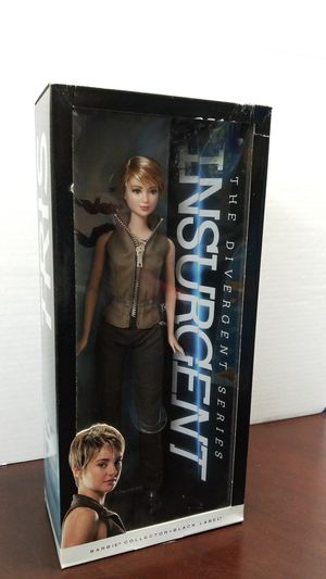 Barbie Collector Black Label Tris from Insurgent for Sale in Vancouver, WA