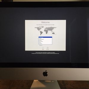 """iMac 21.5"""" (Late 2013) for Sale in Ravensdale, WA"""