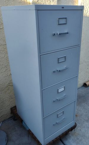 File cabinet for Sale in Whittier, CA
