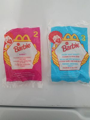 Barbie 1998 McDonald's Toy (22yrs old) for Sale in Davenport, FL
