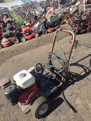 Power washer for Sale in Fountain Valley, CA