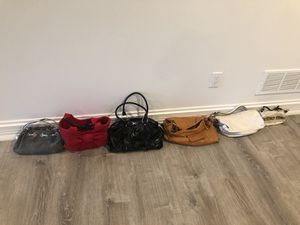 DESIGNER purses - priced individually for Sale in Northville, MI