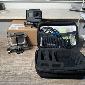 GoPro Hero 6 Black Ops with Accessories for Sale in Miami, FL