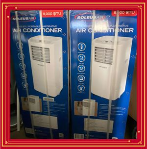 Portable air conditioner, 8000 btu portable ac...new with accessories for Sale in City of Industry, CA