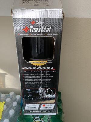 Caliber TraxMat Snowmobile Track Mat for Sale in Tampa, FL