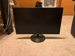 """Asus monitor 23.6"""" 1ms for Sale in New Lenox, IL"""