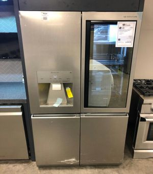 🌞NEW! LG Signature Quad Door Refrigerator Fridge..1 Year Manufacturer Warranty Included for Sale in Chandler, AZ