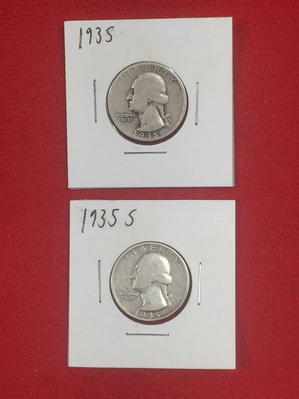 Washington Silver Quarter Lot 014